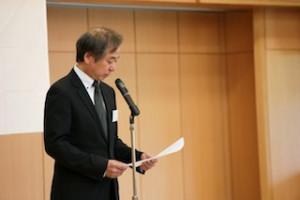 経過報告 宮入小左衛門行平専務理事